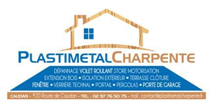 Logo Plastimétal Charpente – Menuiserie et Charpente